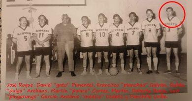 "Francisco ""panchillo"" Uribe, brillante basquetbolista"