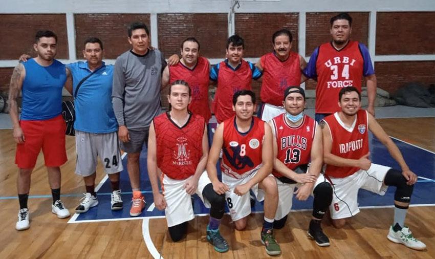 Gran velada sabatina de basquetbol